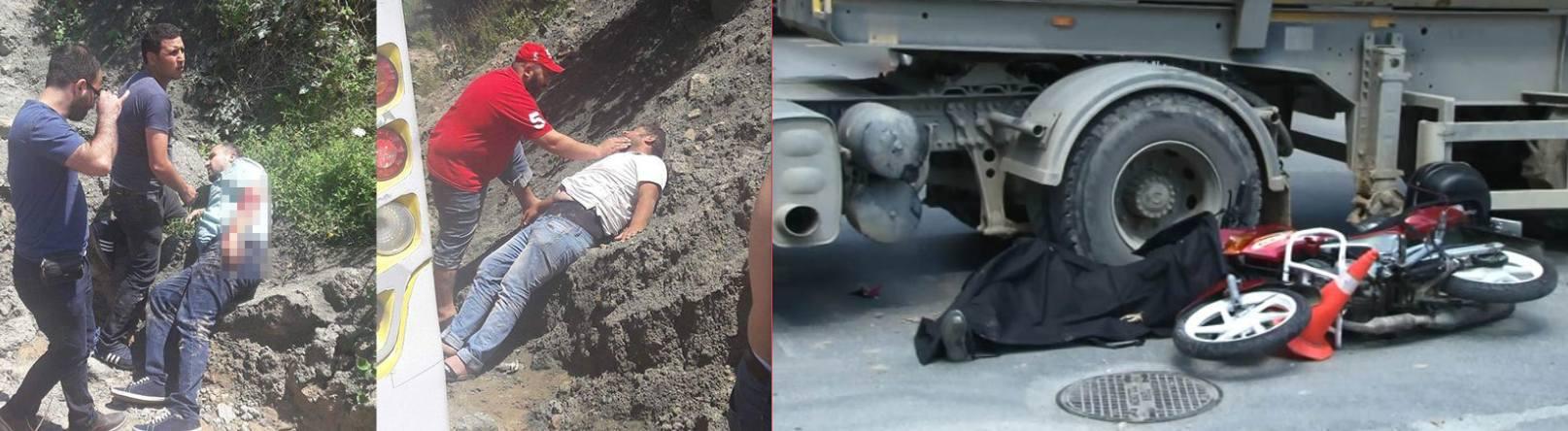 Hafriyat kamyonu teröründe geçen hafta: 12 yaralı, 1 ölü. Yeter artık!