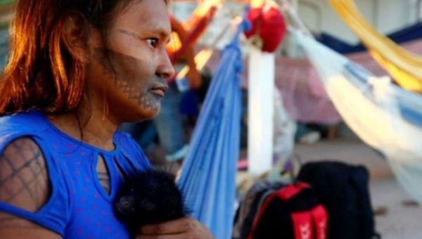 Brezilya: Munduruku yerli kadınları baraj inşaatı işgaline öncülük ediyor