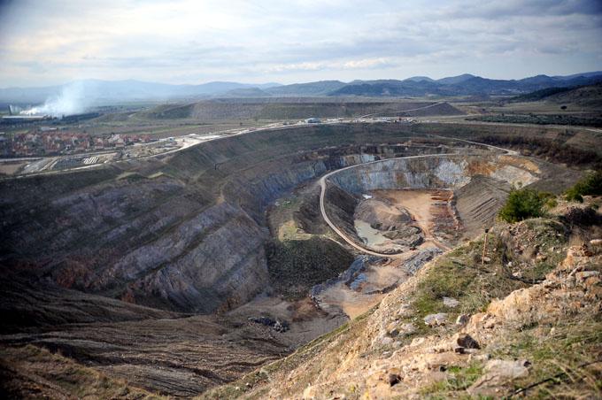 Ovacık altın madeni, mührü bile kurumadan açılıyor