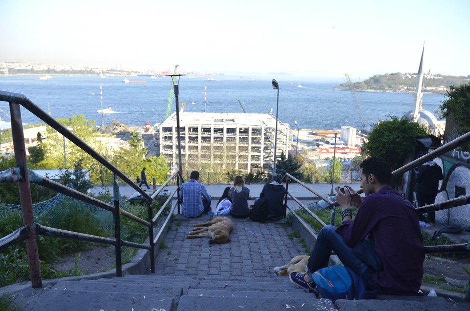 Making room for nature in Erdogan's Istanbul