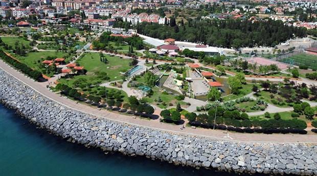 Tuzla'da denize bakan tesis alanı imara açıldı