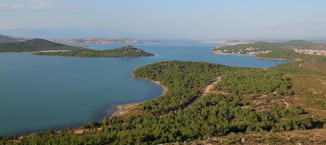 Ayvalık Adaları Tabiat Parkı'nı talana açmayı hedefleyen plana mahkemeden iptal!