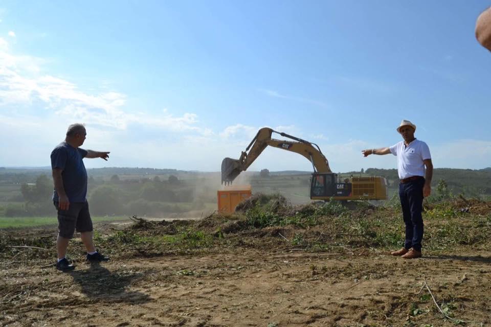 İzmit, Sakarya Kuzey Ormanları ve tarım toprakları KMO isimli otoban projesi ile katledilmeye devam ediyor!