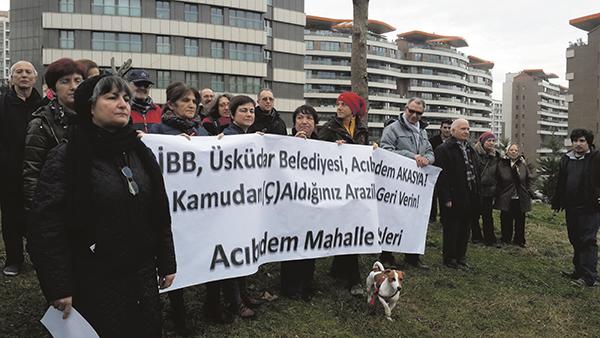 İstanbul'daki 470 olan deprem toplanma alanı sayısı 77ye düşmüş!