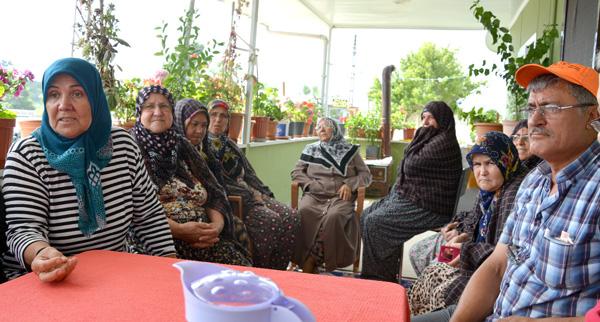 Danamandıralı kadınlar eyleme hazırlanıyor