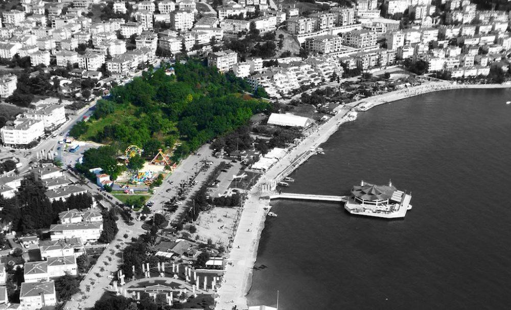İstanbul'un Bodrum'u Albatros: Bir parkın direnme hikâyesi