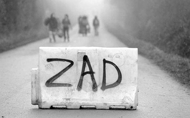 """""""Mekânın Şirinliği"""": ZAD ve NoTAV mücadeleleri üzerine"""