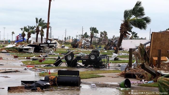 """İklim bilimci Dr. Michael E. Mann: """"İklim değişikliği Harvey kasırgasının şiddetini ve tahrip gücünü artırdı."""""""