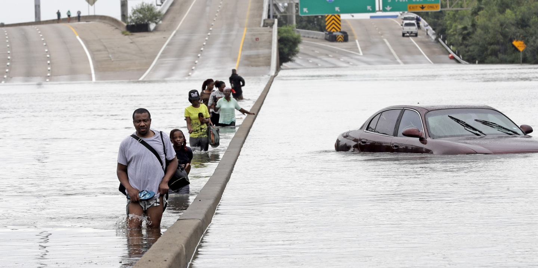 Harvey Kasırgası durup dururken ortaya çıkmadı: Şimdi iklim değişikliği hakkında konuşmanın zamanı