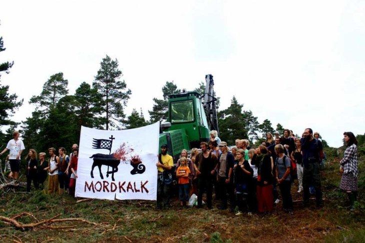 Nordkalk şimdi de Türkiye'de çevreyi katledecek