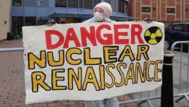 ABD'de nükleer rönesans yalan oldu