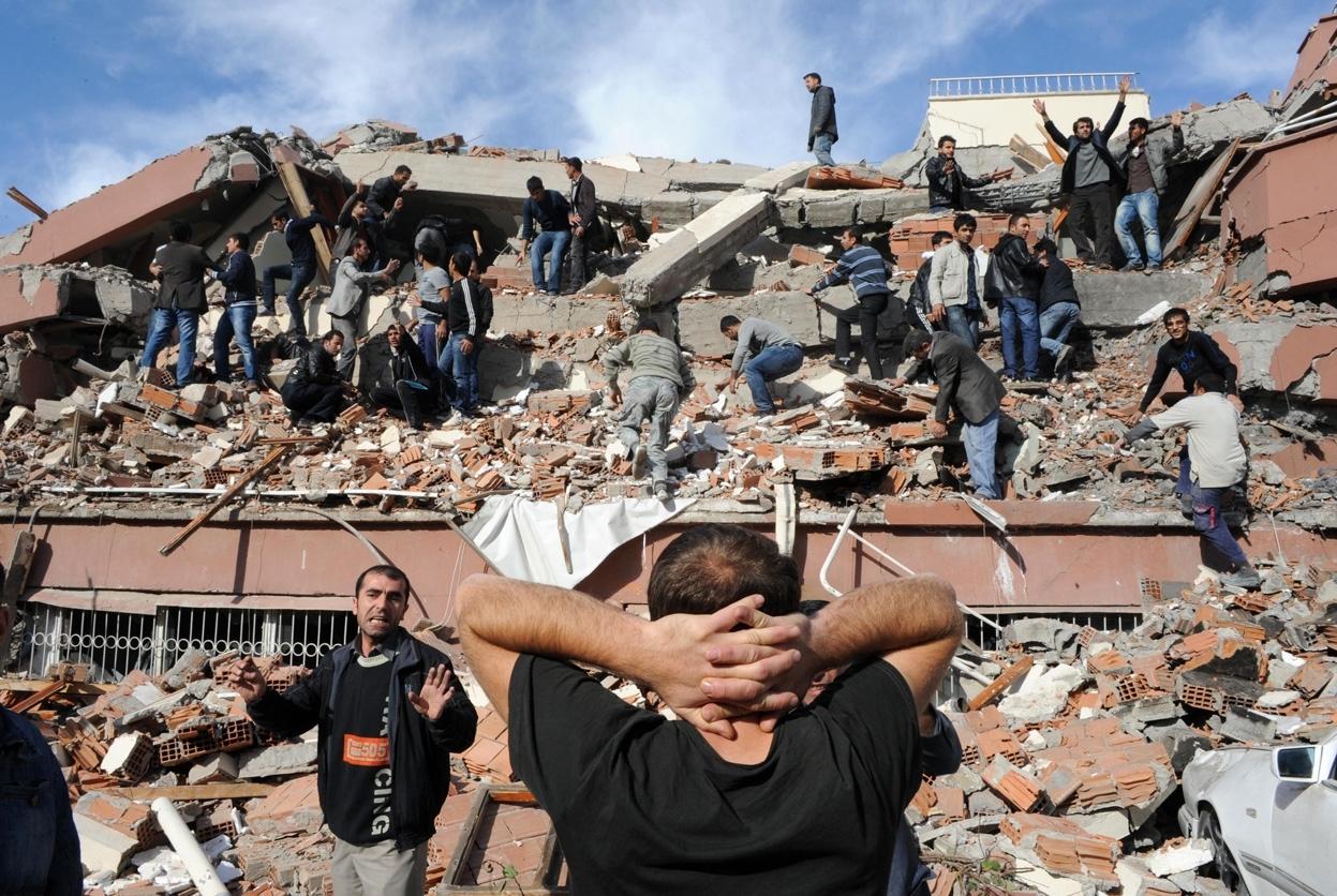 """İnşaat Mühendisleri Odası: """"250 yıllık yıkıcı deprem periyoduna ulaşıldı"""""""