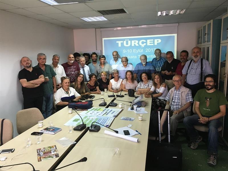 Silivri Çevre Derneği, Türkiye Çevre Platformu toplantısına katılarak Trakya'daki sorunları aktardı