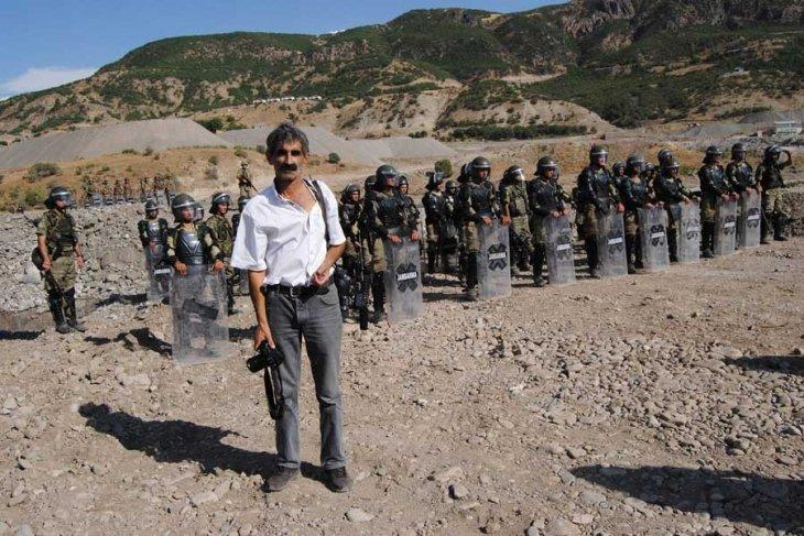 Evrensel gazetesi çevre muhabiri Kemal Özer gazetecidir, yaşam savunucusudur, serbest bırakılsın