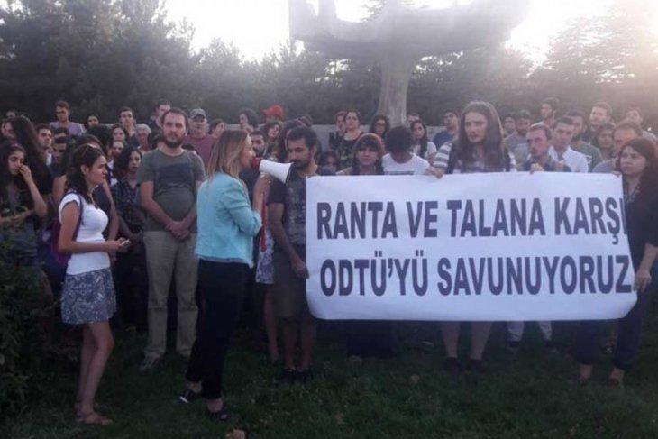 ODTÜ Ormanı hedefte: Ankara'da yapılan hangi yol trafiği çözdü?