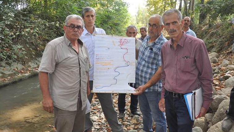 EMSEY Termal Enerji şirketi, Sakarya orman köylüsünün suyunu 'doğal mineralli' yalanıyla satıyor