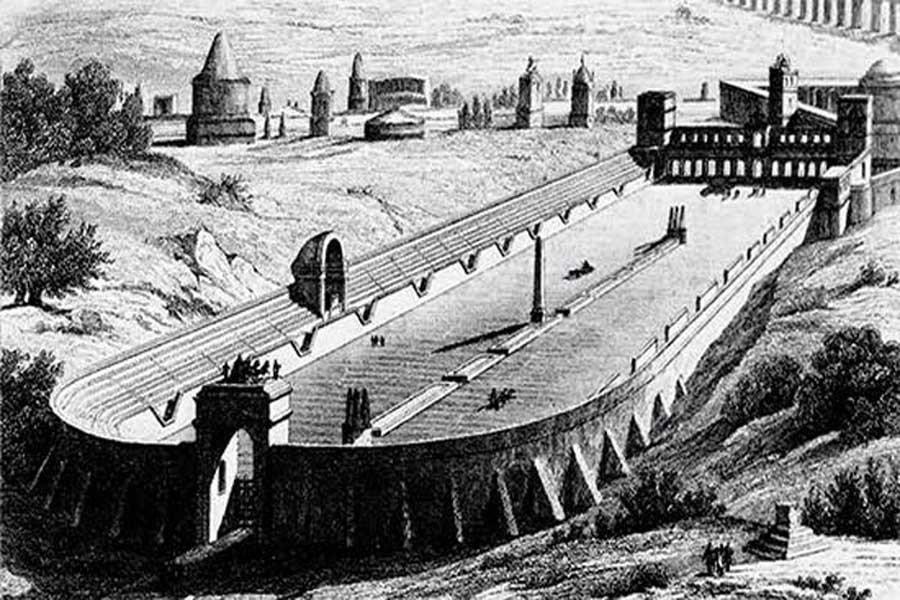 Antakya'da Roma'daki hipodromdan daha görkemli olan hipodromun temelleri ortaya çıkarıldı