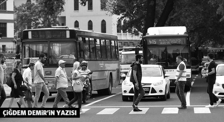 Ankara'nın Bağları'nı değil, yollarını dinleyin