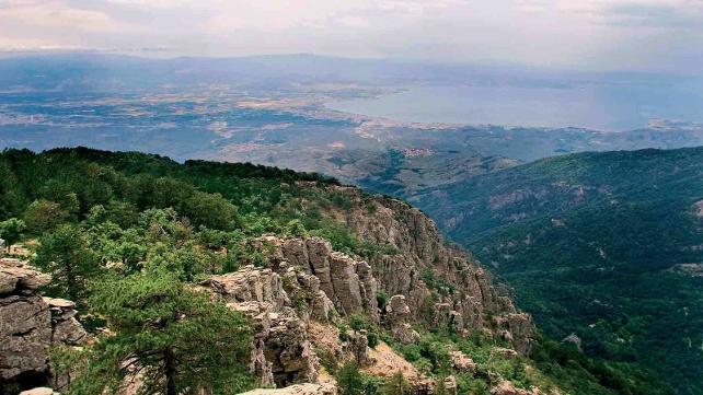 Kaz Dağları yeniden tehdit altında