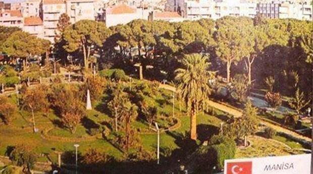 Manisa'da yurttaşlardan park içine katlı otopark tepkisi:Ulupark'ıma Dokunma!