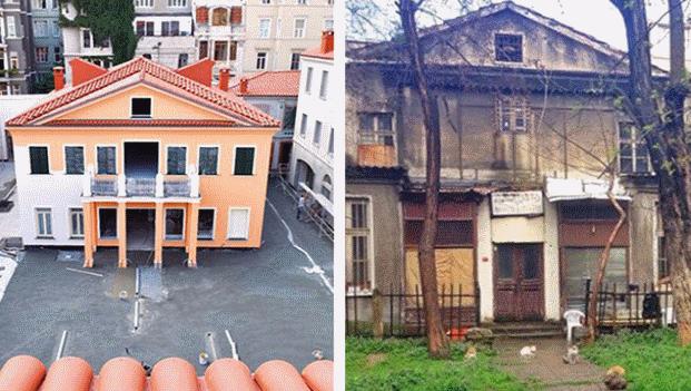 """""""Mor salkımlardan eser yok, Narmanlı Han artık Taksim Meydanı gibi beton…"""""""