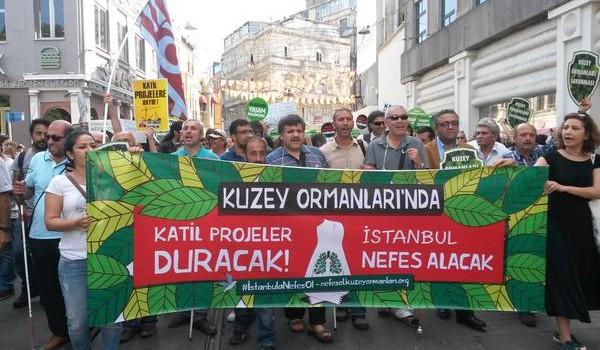 Katil proje Kanal İstanbul için etüt sözleşmesi imzalandı