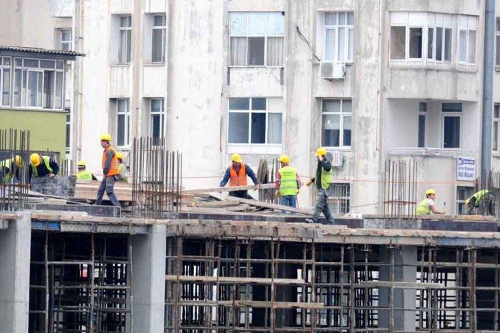 8 ayda 1338 işçi iş kazalarında yaşamını yitirdi, en çok ölüm inşaat alanında oldu