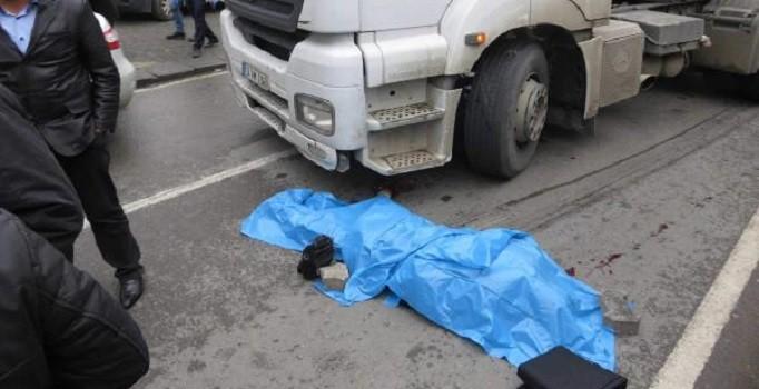 Hafriyat kamyonu terörü son bulmuyor: Bir canımız daha gitti
