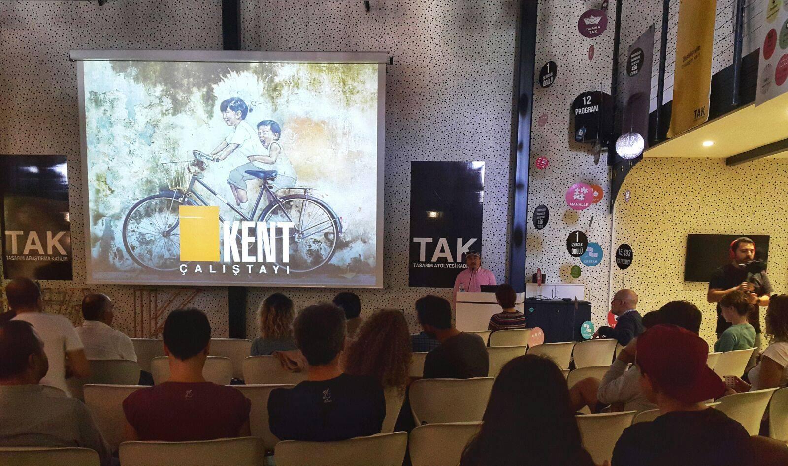 """Don Kişot Bisiklet Kolektifi'nin düzenlediği """"Bisiklet ve Kent Çalıştayı"""" sonuç bildirisi yayınlandı"""