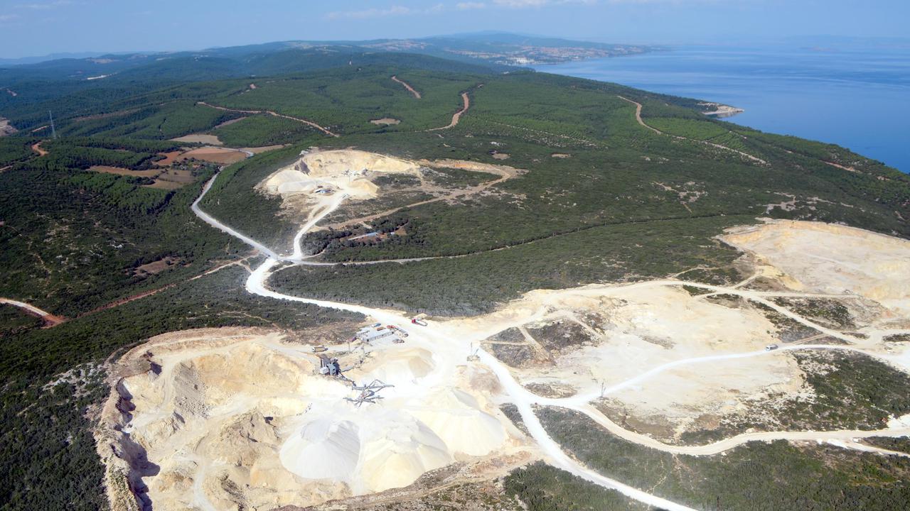 Madencilik talanına ÇED desteği