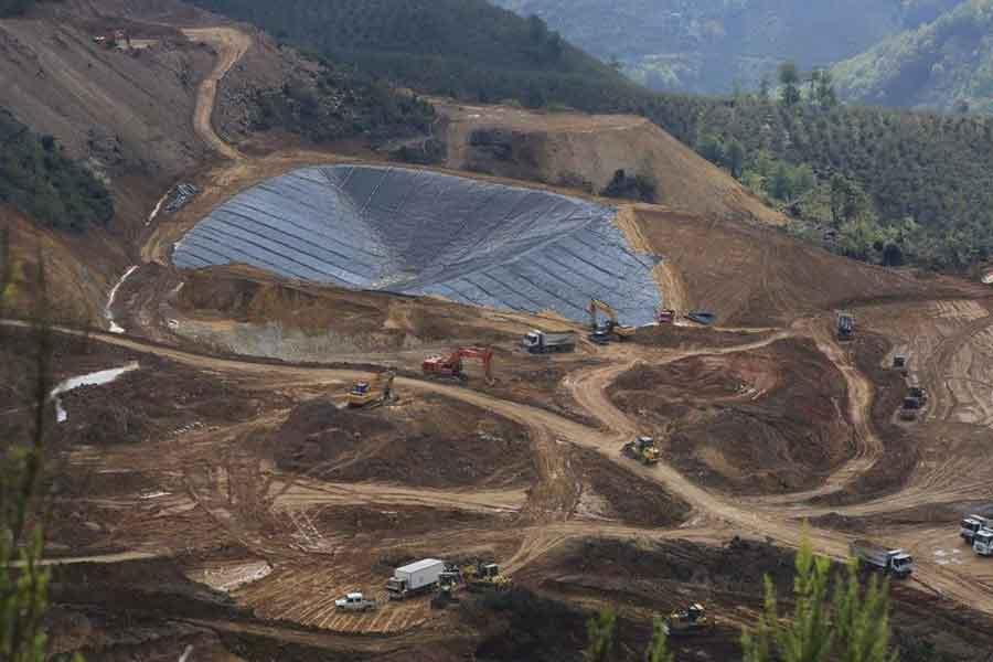 Uşaklılar, Murat Dağı'nda altın madenine karşı örgütlendi