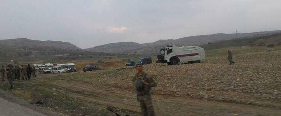 Kahta Çayı'nı savunanlara HES çetesi saldırdı, 3 yurttaş yaralandı