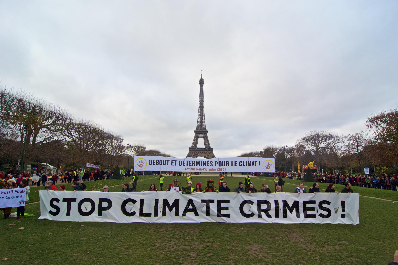 Suriye'nin Paris İklim Anlaşması'nı imzalaması hangi anlama geliyor?