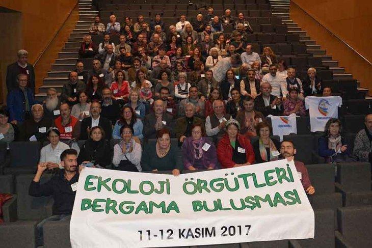 Bergama buluşması: Ekoloji mücadelesi birleşme yolunda