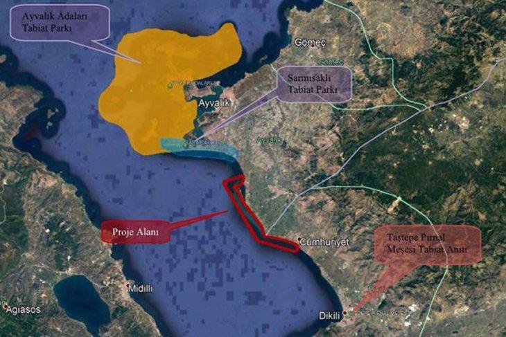 Altınova denizinden demir değil altın çıkaracaklar!'
