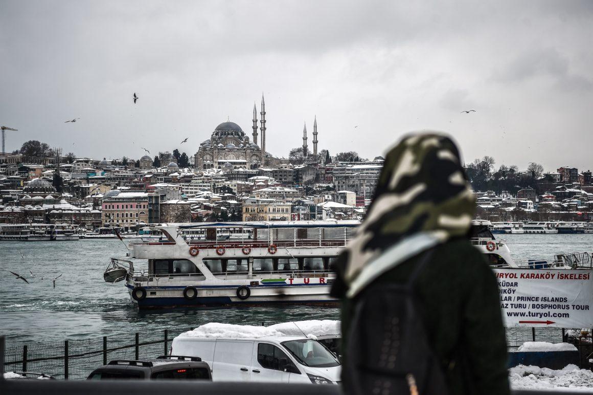 Suez, Panama … Istanbul? Turkey's grand canal plan