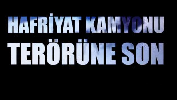 Don Kişot, hafriyat kamyonu terörüne karşı Pazar 9'da Kadıköy İskele'de buluşuyor