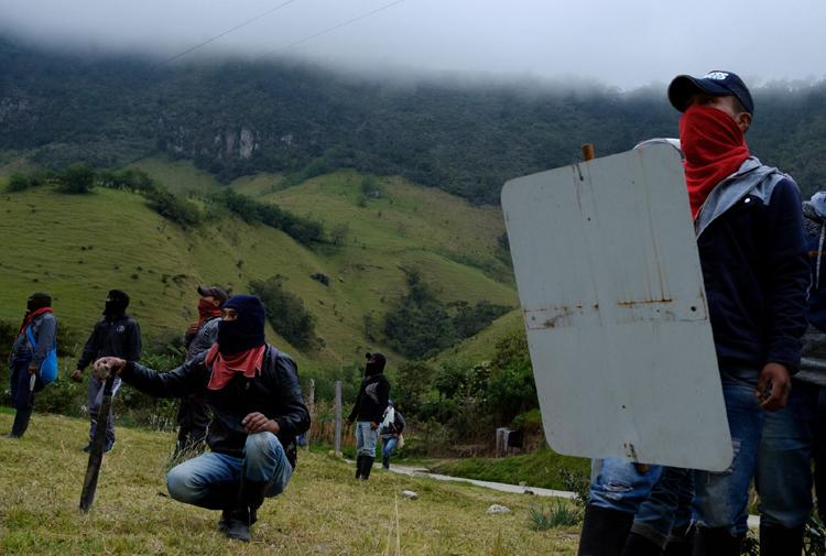 'Toprak Ana için Özgürlük': FARC sonrası Kolombiya ve 'paylaşılamayan' topraklar