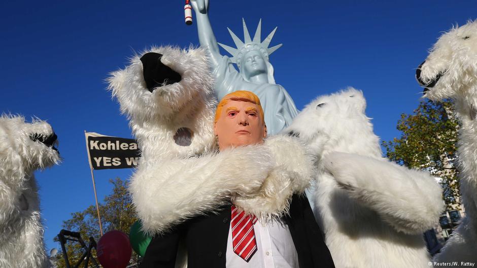 Trump'ın gölgesinde iklim konferansı