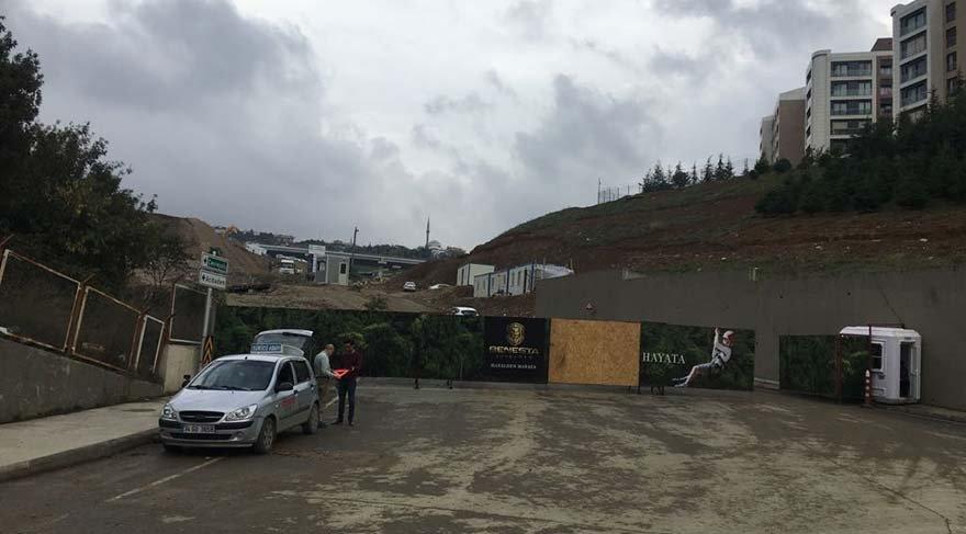 İstanbul'a ihanette bugün: Üsküdar'da 'ağaçlandırılacak alan' olarak ayrılan arazi İBB'nin AKP'li meclis üyesine peşkeş!