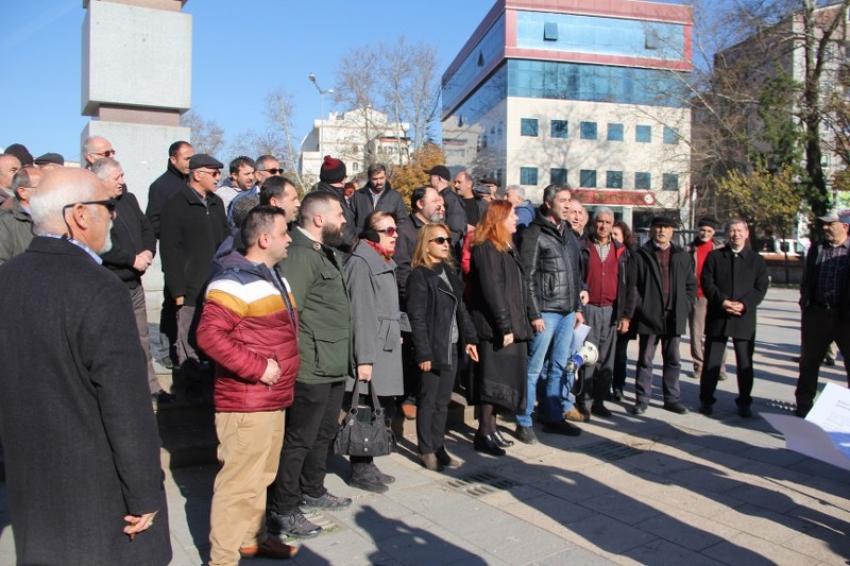 Mahkeme, insan ve çevre sağlığını tehdit edecek olan Bursa'daki çimento fabrikasının projesini durdurdu