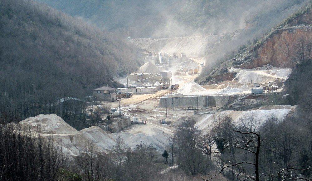 Yalova'da Samanlı Dağları'nı ve Güneyköy Ormanları'nı tahrip eden taş ocaklarına karşı zafer
