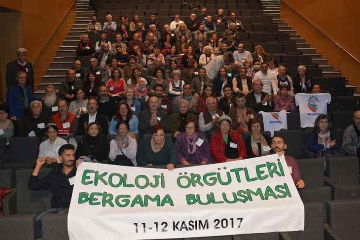 Ekoloji Örgütleri Bergama Buluşması'nın Sonuç Bildirgesi yayınlandı: Ortak mücadele ve dayanışmaiçin ortak örgütlenmeyedoğru!