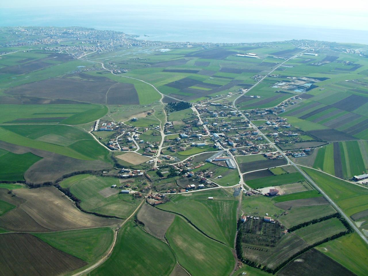 Silivri'nin tarım alanları yapılaşma tehdidi altında