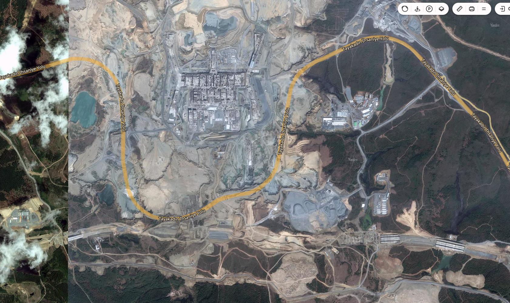 Kuzey Ormanları Savunması: 3. Havalimanı Bahane, Ticari Alan Yapılıyor
