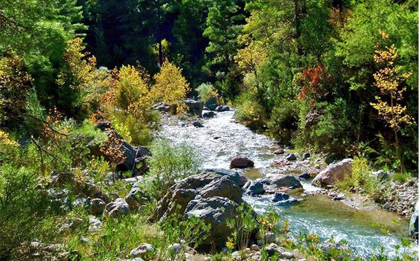 Alakır Vadisi'nde 72 hektarlık alana koruma, HES projesine iptal