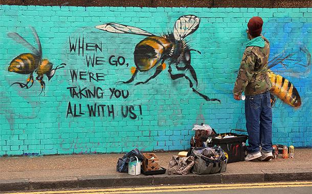 Böceklerin kaybolmasından neden endişe etmeliyiz?
