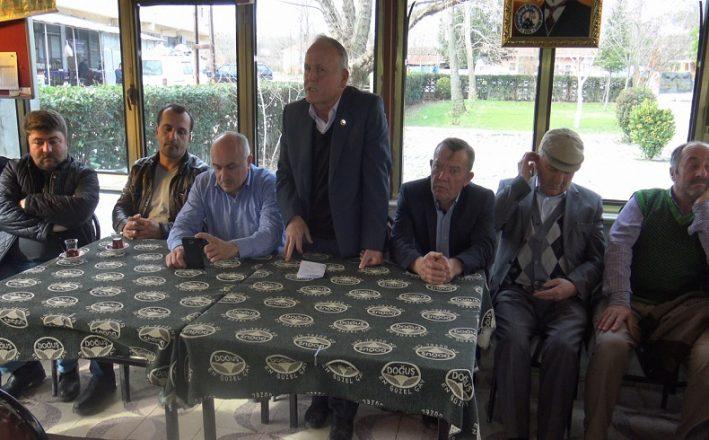 """Tekirdağ'da Hacısungur köyü halkı: """"Köy tarlalarının satılmasını istemiyoruz!"""""""