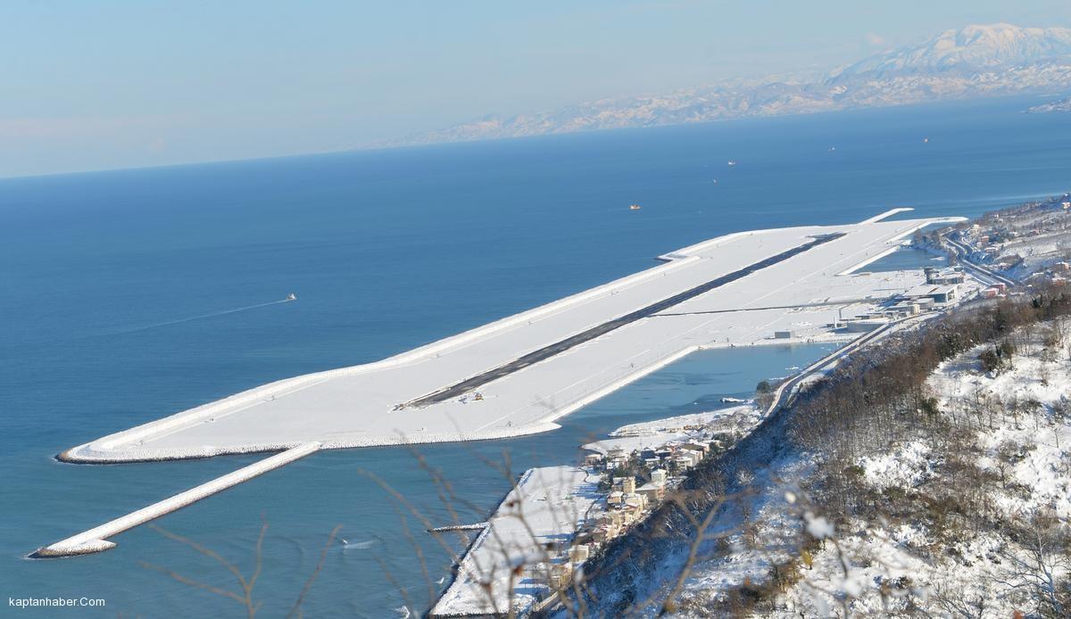 Türkiye doğası Cengiz'e feda: Rize-Artvin havalimanı için denize 5 milyon ton taş döküldü, Karadeniz ve yaylalar tahrip edildi!