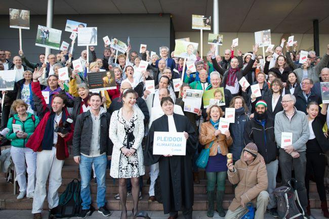 İklim mücadelesinde demokratikleşme süreci: İklim değişikliği davaları